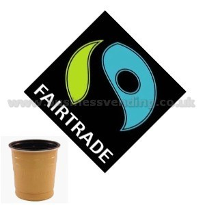 73mm In-Cup Fairtrade Teabag Black