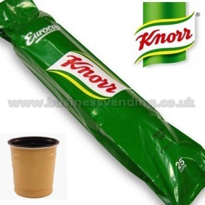 73mm In-Cup Knorr Tomato 12x25 cups
