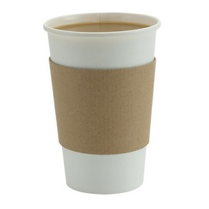 Kraft Cup Sleeve for 8-10oz Cups x 2000