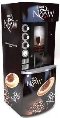 EVOCA CANTO TOUCH COFFEE 2 GO Hot Drinks Vending Machine