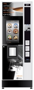 EVOCA CANTO TOUCH Hot Drinks Vending Machine