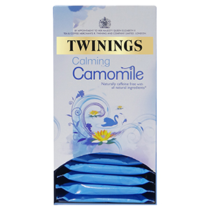 Twinings Pure Camomile 20s X 12