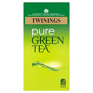 Twinings Pure Green 20s X 12