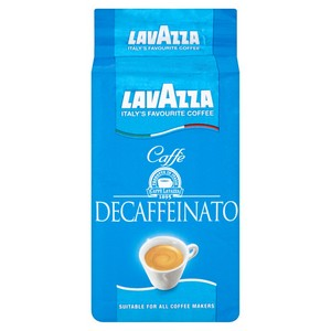 Lavazza Decaf Ground Filter Coffee 250g X 8